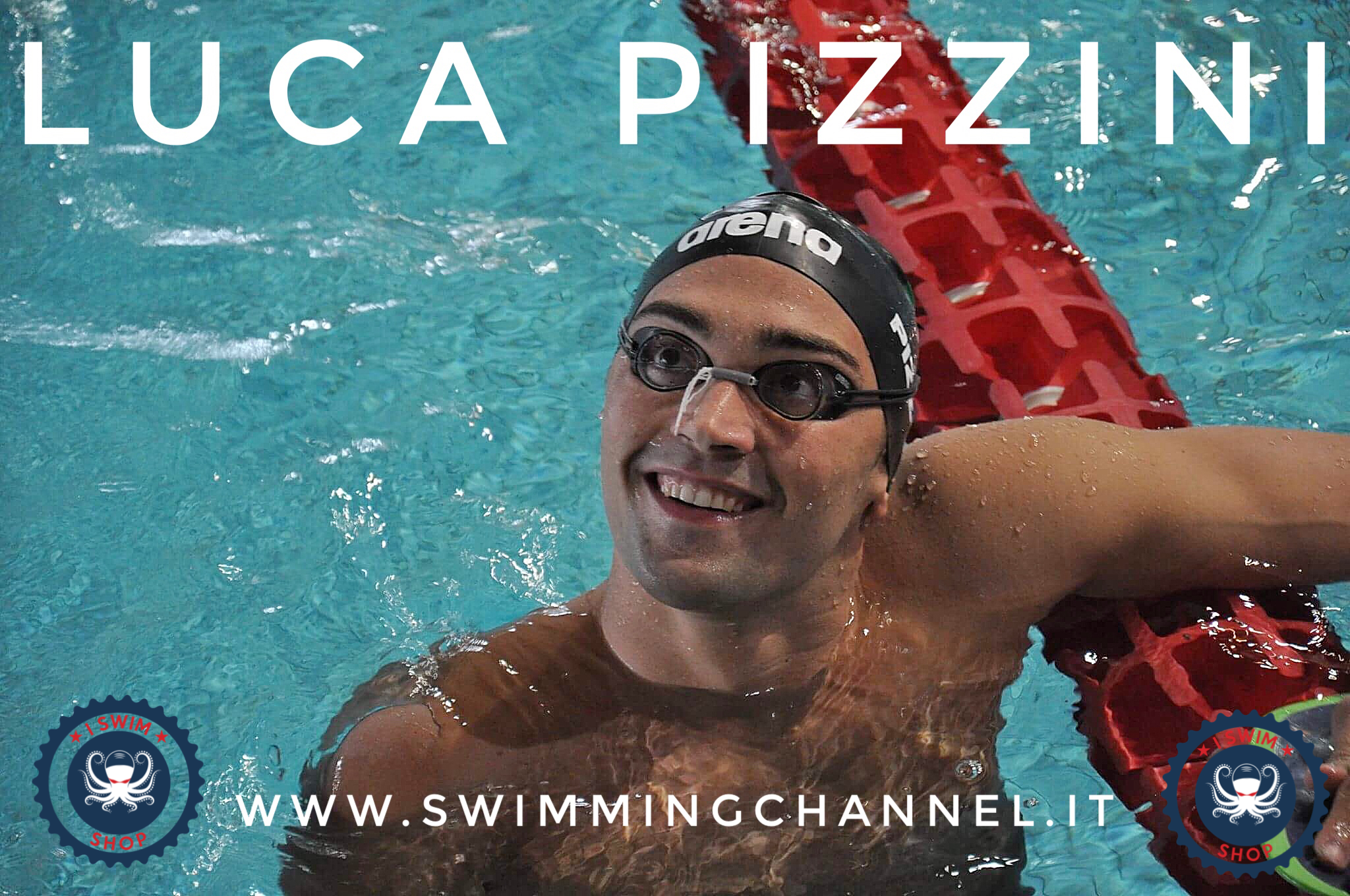 Luca Pizzini - ph. iSwim Shop - Swimming Channel